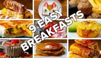 Goede Lekkere ontbijt ideeën, makkelijke recepten voor een ontbijtje JU-63