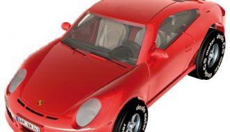 Darda Porsche GT3 rood
