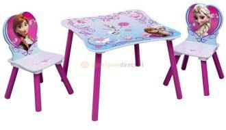 Disney Frozen Tafel met 2 stoelen