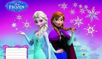 Disney Frozen tekenblok