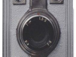 Dresz hardcase cover iPhone 5/5S - Camera