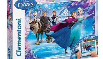 Frozen Puzzel en App 60 delig