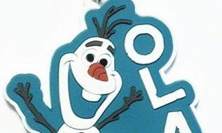 Frozen sleutelhanger Olaf