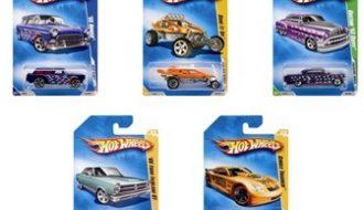 Hot Wheels auto's assorti