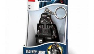 Lego Star Wars Darth Vader sleutelhanger met licht