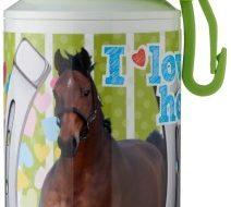 Paarden pop-up beker I love horses