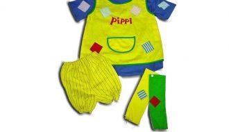 Pippi Langkous verkleedset 3 jaar