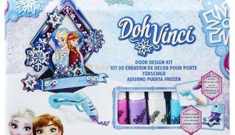 Play-Doh Frozen DohVinci Deurdecoratie