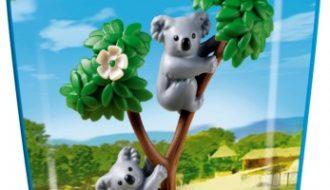 Playmobil Koala's met baby - 6654