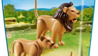 Playmobil Leeuwenfamilie - 6642