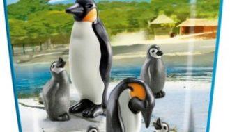Playmobil Pinguins met jongen - 6649