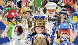 Playmobil figuur jongen serie 7 - 5537