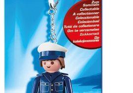 Playmobil sleutelhanger politieagent - 6615