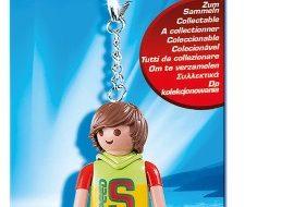 Playmobil sleutelhanger tiener - 6613