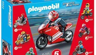 Playmobil superbike - 5522