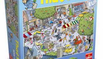 Puzzel That's life Village 1000 stukjes
