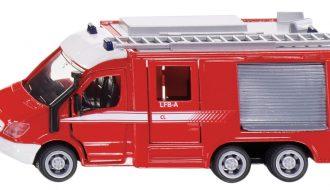 Siku Mercedes Sprinter Brandweer - 2113
