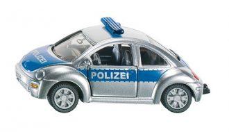 Siku Volkswagen New Beetle Polizei - 1361