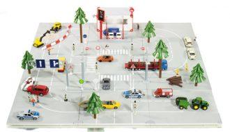 Siku stratenplan stad