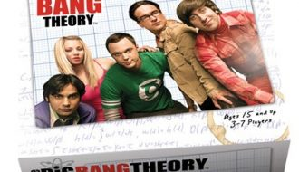 The big bang theory - The party game