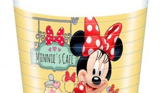 Bekertjes Minnie Mouse 200 ml: 8 stuks