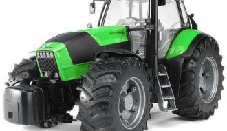 Bruder Deutz Agrotron X720 Tractor 03080