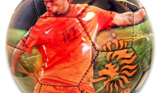 Holland KNVB Sneijder Bal