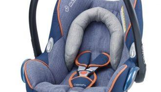 Maxi-Cosi CabrioFix - autostoel   Divine Denim