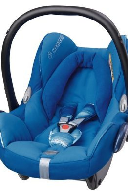 Maxi-Cosi Cabriofix - Autostoel   Watercolor Blue