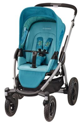 Maxi-Cosi Mura Plus 4 - kinderwagen | Mosaic Blue