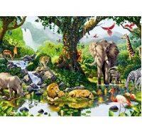 Oase in de Jungle - 1.000 stukjes