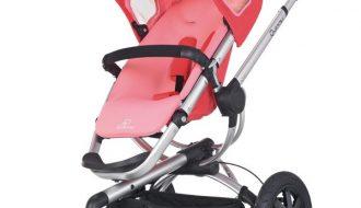 Quinny Buzz 3 - kinderwagen   Pink Blush