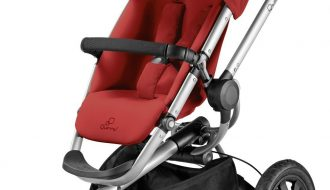 Quinny Buzz 3 - kinderwagen | Red Rumour