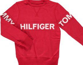 cc9c803069f Tommy Hilfiger sweater Jongen Blauw, Grijs