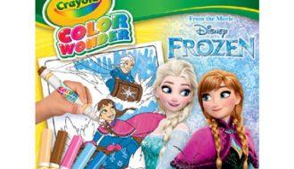 Crayola Color Wonder Disney Frozen kleurset