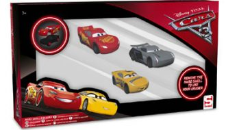 Disney Cars gummenset