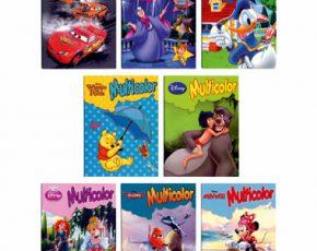 Disney kleurboek