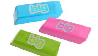 For Big Mistakes gum