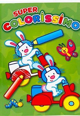 Kleurboek Super Colorissimo