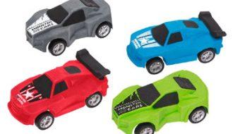 Monster Cars gum