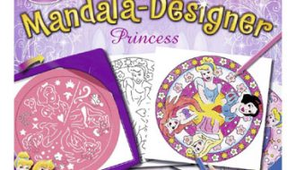 Ravensburger Disney Princess Mandala Designer 2-in-1