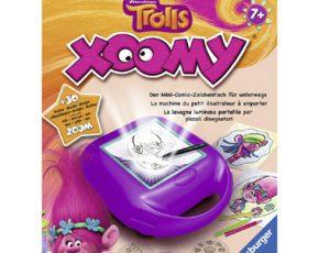 Ravensburger Xoomy Compact Trolls tekenset