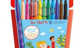 STABILO Trio Frutti geur viltstiften - 12 stuks