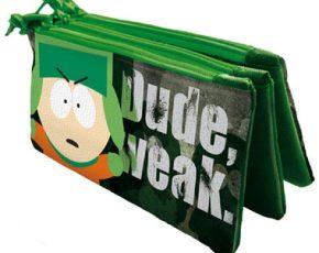 South Park 3-vaks etui