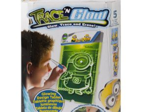 Trace N Glow Despicable Me