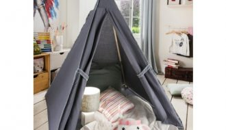 Beds & More Speeltent Tipi Antraciet / IJs