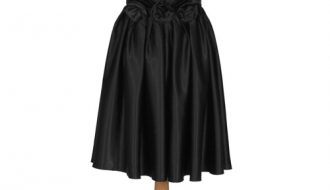 Korte jurk zwart-34