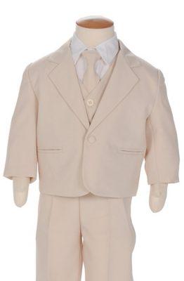 Los jasje beige voor baby's-74