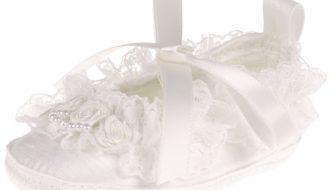 Luxe babyschoentjes wit-17