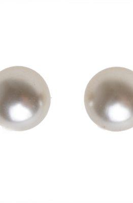 Oorbellen met pareltje-